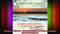 EBOOK ONLINE  Science of Climate  Global Warming and Climate Change Student Workbook  FREE BOOOK ONLINE