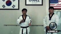 taekwondo excercises - Self Defense Fundamentals 4 Learn and Adapt - taekwondo uniform