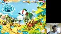 Lets Play Angry Birds EPIC PART 7: Im The Bomb, Bird! (iOS Face Cam Commentary)