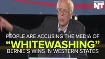 Bernie Sanders Supporters Trend #BernieMadeMeWhite After The Media White-washes Bernie Voters