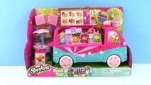 Shopkins Season 3 Glitzi Scoops Ice Cream Truck Playset Food Fair Season 1, 2 an