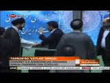 Trt Dünya Raporu - 9 Mayıs 2011 Iran Yonetiminde Catlak Iddiasi - Hakan CELIK. TRT TURK TAHRAN