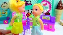 $1 Dollar Tree Hello Kitty Bag Disney Frozen Crashlings Blind Bags Toy Doll Dough Monster High Video