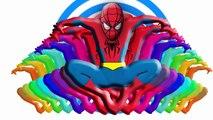 Spiderman Finger Family Song! Finger Family Spiderman, Spiderman Finger Family Nursery Rhymes, Daddy