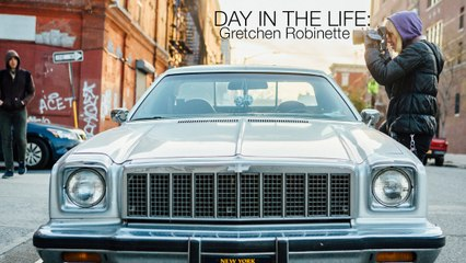 Day In the Life: Gretchen Robinette