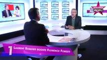 Laurent Ruquier booste Florence Foresti, Pierre Ménès évoque son poids et Jean-Paul Belmonde gâte...