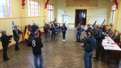 Société musicale des cornemuses de Hombleux