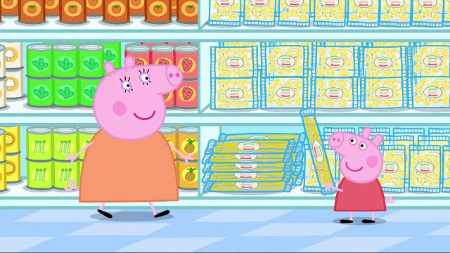 Peppa Pig Shopping
