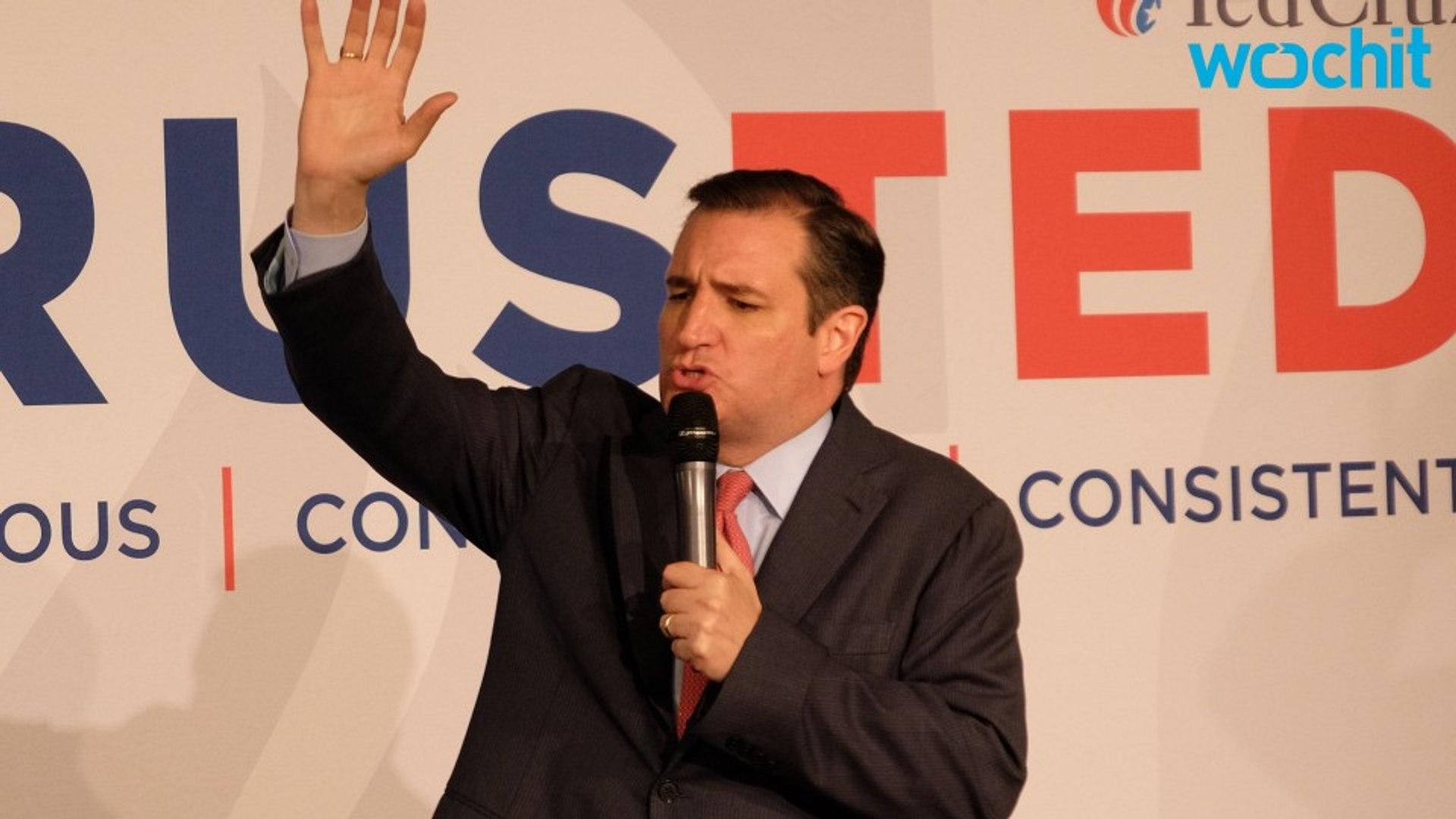 Ted Cruz Attacks Concept of Minimum Wage