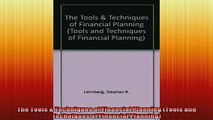 FREE DOWNLOAD  The Tools  Techniques of Financial Planning Tools and Techniques of Financial Planning  DOWNLOAD ONLINE
