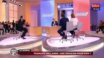 Sénat 360 : François Hollande : Une émission pour rien ? / Soirée agitée pour nuit debout / Référendum britanique : Début de la campagne officielle (15/04/2016)