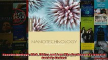 Free PDF Downlaod  Nanotechnology Risk Ethics and Law The Earthscan Science in Society Series  BOOK ONLINE