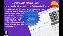 Imprimindo etiquetas de código de barras, com imagem e texto com o LinhaBase Barra Fácil