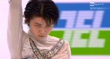 WC12 - Yuzuru Hanyu - FS (RAI ITA) Eng Sub