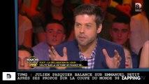 TPMS : Julien Pasquier balance sur Emmanuel Petit après ses propos sur la Coupe du monde 98 (vidéo)