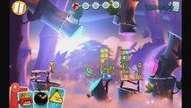 Angry Birds 2 - Gameplay Walkthrough Part 7 - Levels 51-55! 3 Stars! Eggchanted Woods!