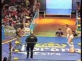 AAA-SinLimite 2009-05-18 Leon 04 AAA Cruiserweight Title Semi Final - Alex Koslov vs Nicho el Millionario