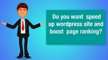 Speed Up Wordpress Speed