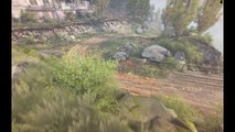 The Vanishing of Ethan Carter Redux test on GTX 750 1GB,Core 2 Quad 9400,6GB