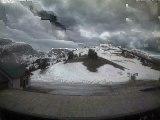 Timelapse Webcam Villard de lans - 15/04/2016 - Cote 2000 haut