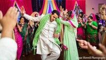 2016 Best Mehndi Night dance - Shila's Mehndi Night Dance - Mehndi, Dance and Night - Mehndi- Mehndi Ceremony 2016 - Indian Wedding Mehndi Night -