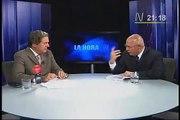 Entrevista al Dr. Cesar San Martin en Canal N Parte II