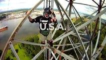 Nuclear Tower & USA Base Jumps _ Base Dreams