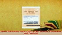 Evangile Selon Marie Madeleine Ebook
