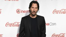Keanu Reeves Reacts to 'Keanu' the Movie: 'It's Wacky'