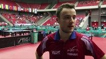 TQO - Simon Gauzy arrache la qualif' en demi-finales