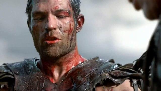 Spartacus vs Crassus Final Battle Part İ - Spartacus 3x10 Victory - Full HD