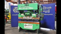 35 Ton x 6' Used Tri-Acro (By Pacific) CNC Hydra- Mechanical Press Brake, Mdl. 35-6, Di-Acro CNC Gauging System, Electric Foot Pedal, One Shot Lube System, Dual Palm Control, Single Axis Backgauge with Manual Height Adjustment,  #A4210