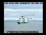 Russian Helicopter MI-14 Crash Into Sea