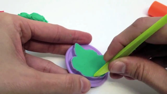 Play Doh Dora The Explorer Juguetes de Dora La Exploradora Plastilina Play-Doh Playdough Toys Part 6