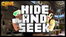 BEST POEM EVER! - Hide N' Seek! - Minecraft Mini-Game w/Biggs87x