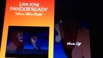 The Lion King simba meets Raflki. Fandub John Liska as Simba