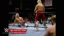 Ric Flair vs. Ricky Morton - NWA World Championship Wrestling, April 12, 1986: WWE Network