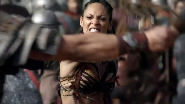Spartacus Goes After Crassus Part II - Spartacus 3x10 Victory - Full HD