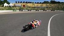 MotoGP 15 Gameplay - Dani Pedrosa