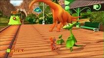 ABC Dino ! Saison 1 Lîle du D