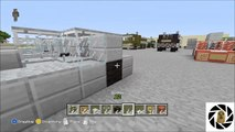 Minecraft-How To Build Transformers 2 Sideswipe!