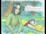 Severus Snape and Lily Evans ( Harry Potter and the Deathly Hallows)