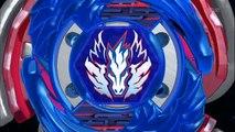 Saison 3 - Beyblade Metal Fury 4D - E22 (124MF) - Les Bladers des 4 saisons