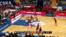 Playoffs Game-2 co-MVPs: Epke Udoh, Fenerbahce Istanbul & Kyle Hines, CSKA Moscow