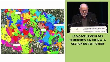 REPLAY - AG des Chasseurs de Vendée - le 16 Avril 2016 à 9h