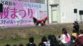 Gái Nhật nhảy cực đỉnh Giải trí thư