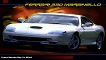 Need For Speed III: Hot Pursuit - Ferrari 550 Maranello Speed Test