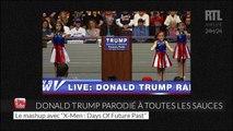 Donald Trump : les meilleures parodies du candidat à la primaire républicaine