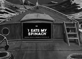 004 I Eats My Spinach-Popeye The Sailor Man