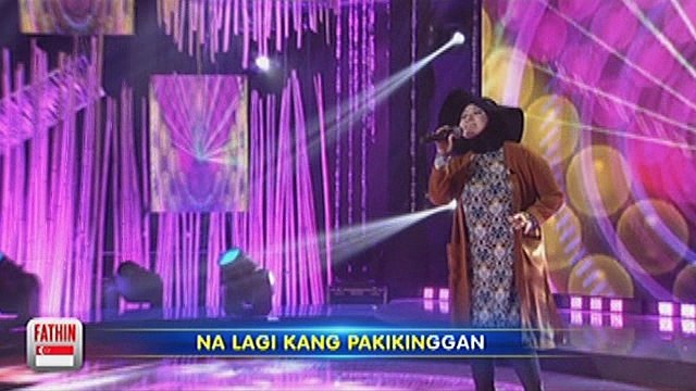 "I Love OPM: Fathin & Naisa sing ""Awitin Mo At Isasayaw Ko"""
